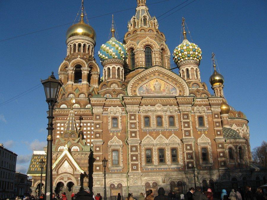 Проект «Путь паломника» Санкт-Петербург