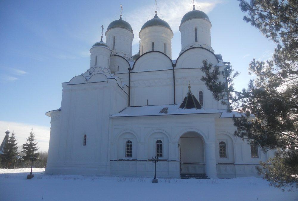 Паломническая поездка в Герасимо – Болдинский мужской монастырь. 23-24 января 2016г.