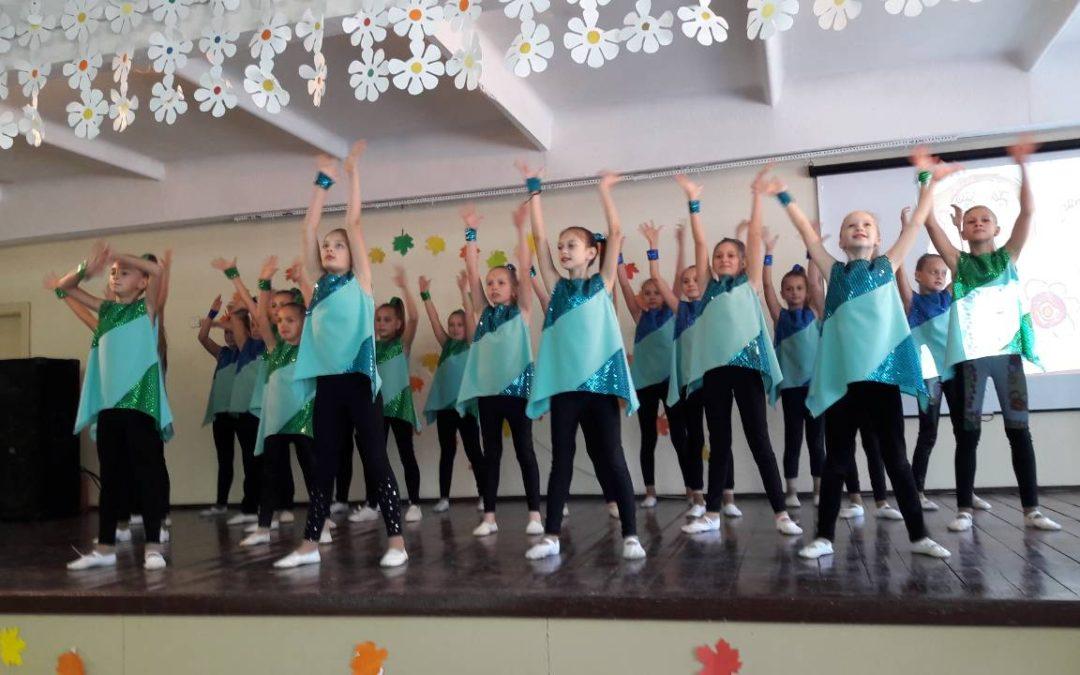 12 октября 2018 года праздничным концертом в школе №26 завершилась акция «Поможем вместе детям-инвалидам»