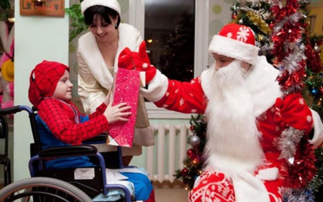 Новогодняя акция «Сказка в Рождество-2019» для детей-сирот.
