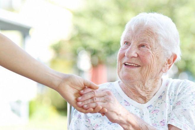 Состоялась акция: «Подарите радость старикам!»